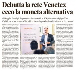 Venetex Tribuna Treviso 28 marzo 2017