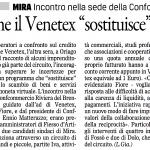 Venetex Il Gazzettino Venezia - 6 aprile 2017