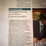 Il Corriere del Veneto - 10 luglio 2019