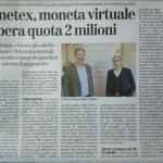 Giornale di Vicenza - 9 gennaio 2018